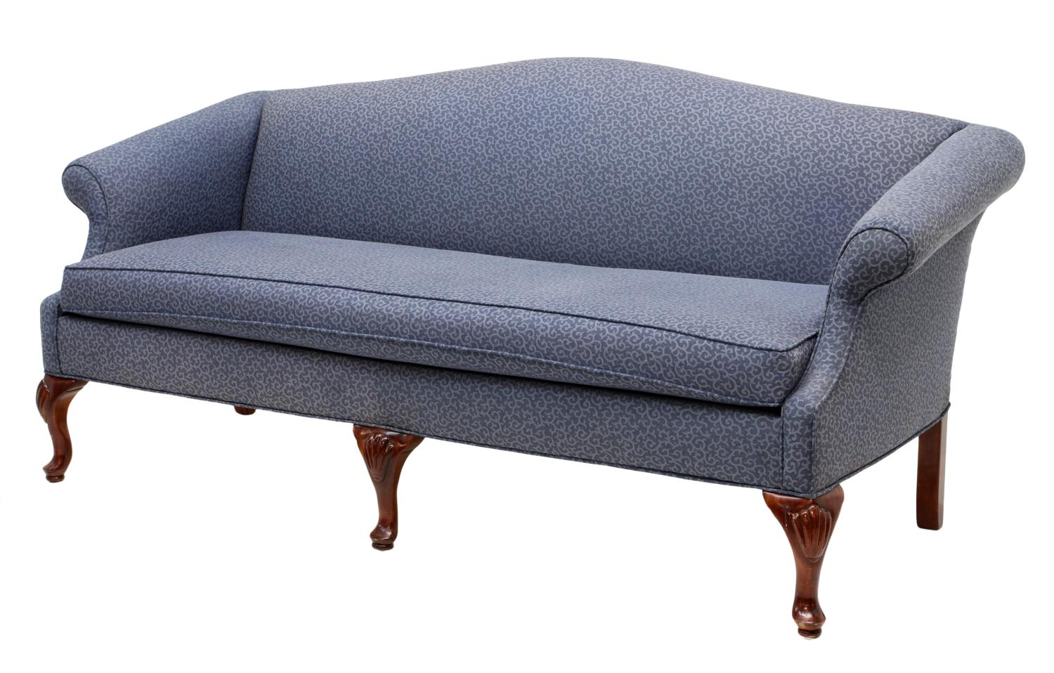 Camel Back Upholstered Sofa Spectacular Holiday 2 Day Estates Auction Austin Auction Gallery