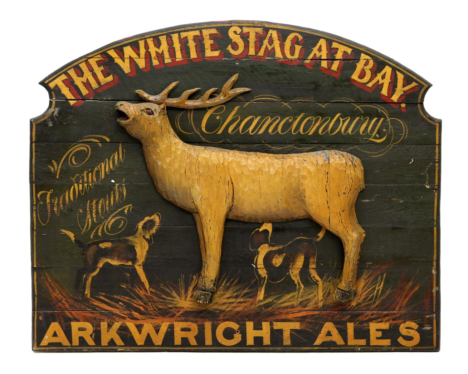 Is white stag an English brand?