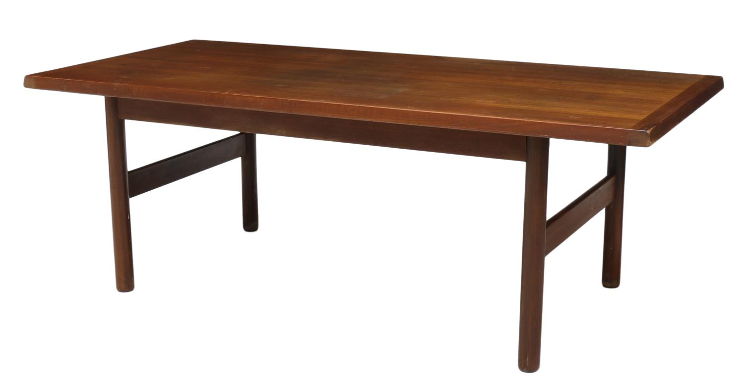 Danish mid century modern teak coffee table magnificent estates auction day 1 austin Modern teak coffee table