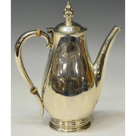 INTERNATIONAL STERLING ROYAL DANISH COFFEE POT
