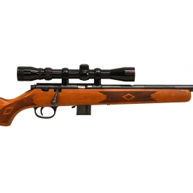 MARLIN .22 MAGNUM RIFLE & SIMMONS SCOPE