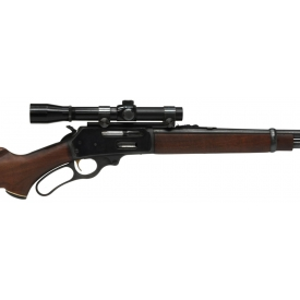 MARLIN MODEL 336 LEVER ACTION .30-.30 & SCOPE