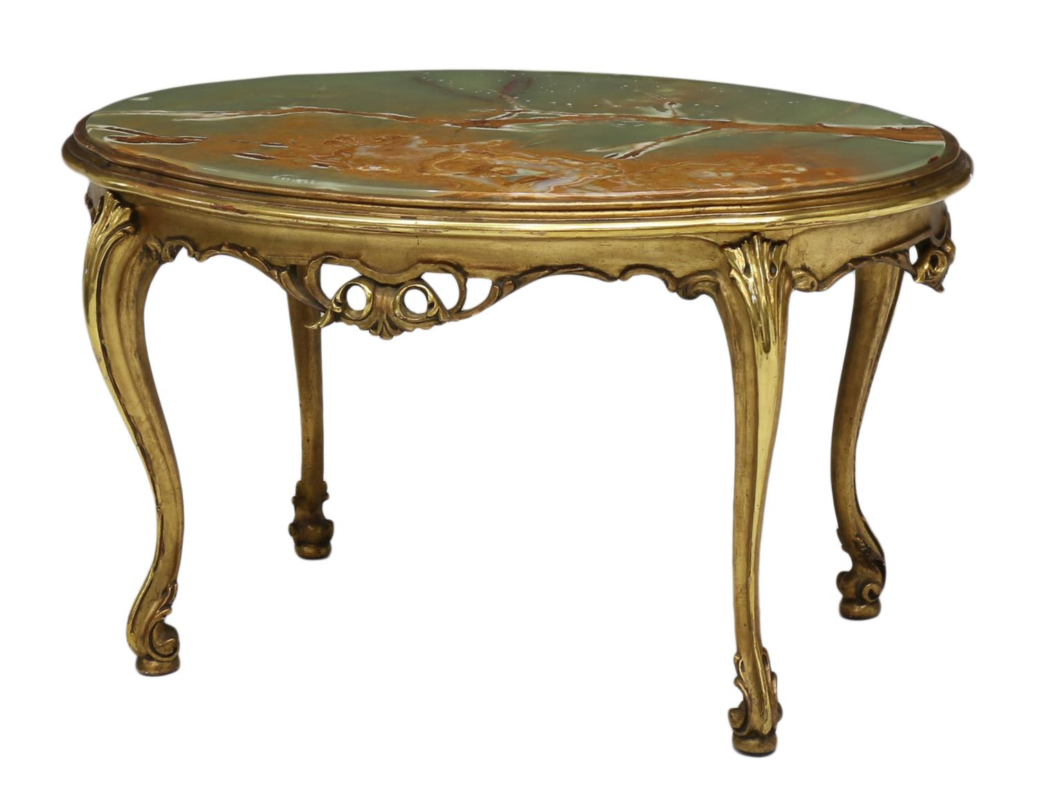 Italian Louis Xv Style Onyx Coffee Table Holiday Estates Auction Day Two Austin Auction Gallery