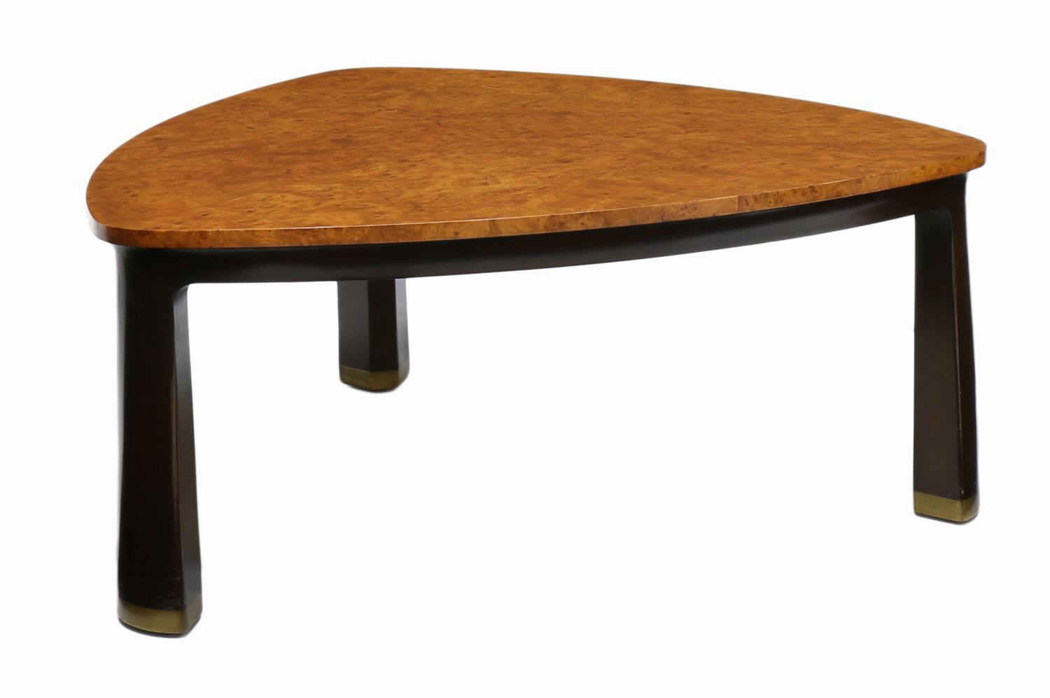 Wormley Dunbar Elmwood Coffee Table 6029 Important Two Day Auction Day One Austin