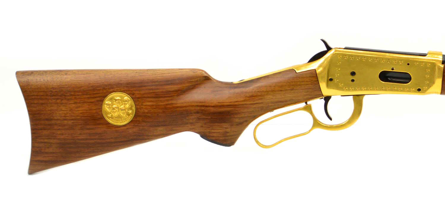 Winchester model 94 lone star commemorative rifle important two day