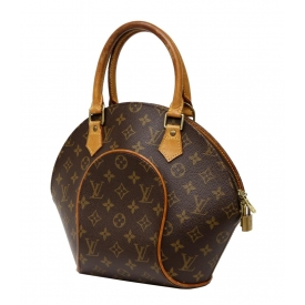 LOUIS VUITTON ELLIPSE MONOGRAM CANVAS HANDBAG