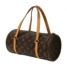 LOUIS VUITTON PAPILLION MONGRAM CANVAS HANDBAG