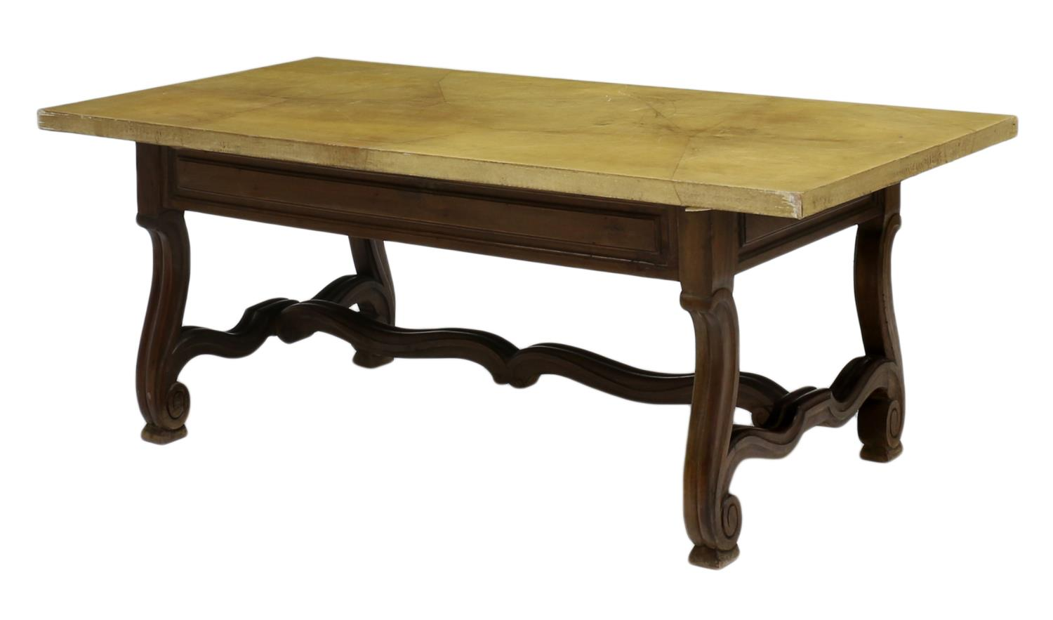Rustic Spanish Coffee Table March Estates Auction Day Two Austin Auction Gallery