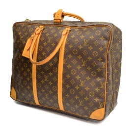 LOUIS VUITTON MONOGRAM SIRIUS 50 TRAVEL SUITCASE