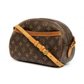 LOUIS VUITTON BLOIS MONORGRAM CROSSBODY BAG