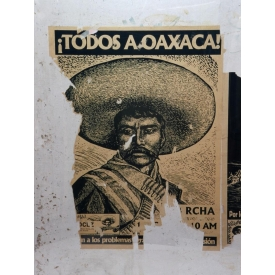 FRAMED PHOTO PRINT, PANCHO VILLA WANTED POSTER