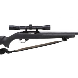 RUGER 10/22 SEMI-AUTOMATIC CARBINE & SCOPE