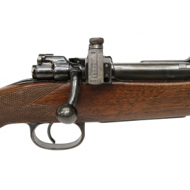 SPORTERIZED MAUSER 98 RIFLE
