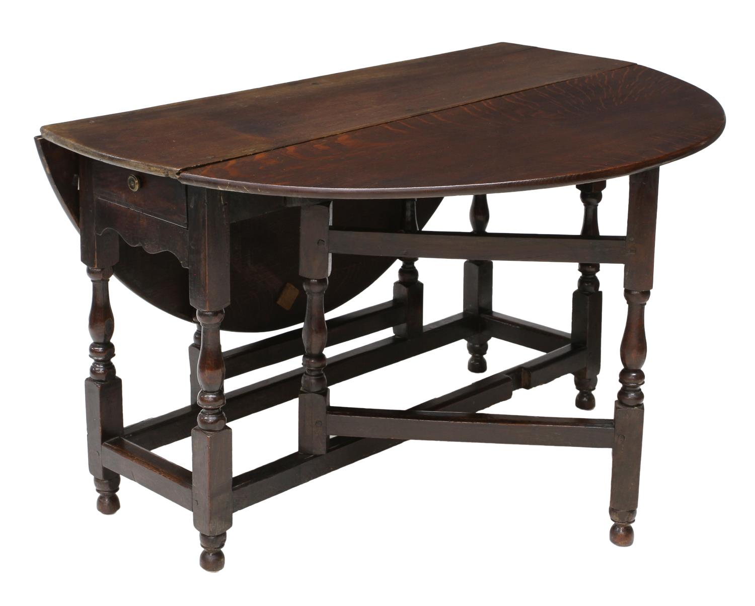 Large english oak drop leaf table the howard hand estate for Table 430 52