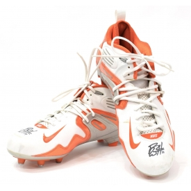 ROY WILLIAMS SIGNED TEXAS LONGHORN FOOTBALL SHOES