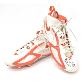 BRIAN ORAKPO SIGNED TEXAS LONGHORN FOOTBALL SHOES