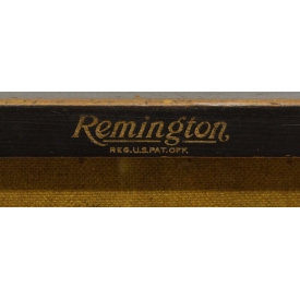 REMINGTON STORE DISPLAY KNIFE CABINET