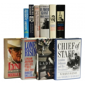 (10) BOOKS: PRESIDENCY OF LYNDON B. JOHNSON