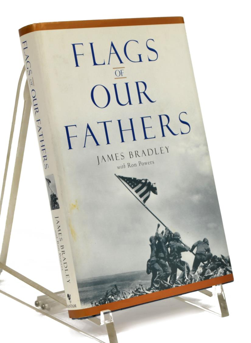 book revier flags of our fathers Download the app and start listening to flags of our fathers today - free with a  30 day trial keep your audiobook forever, even if you cancel don't love a book .