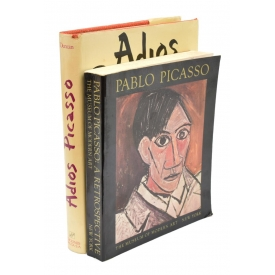 (2) ART BOOKS ON PABLO PICASSO