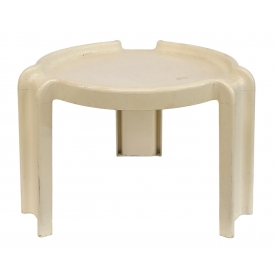 ITALIAN GIOTTO STOPPINO KARTELL SIDE TABLE, C.1970
