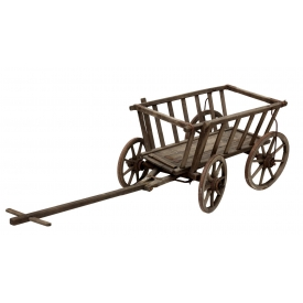 EASTERN EUROPE PEASANT CART, EARLY 20TH C.