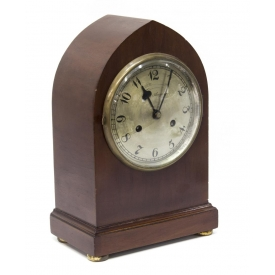 THE ANGELUS CATHEDRAL SHAPED MANTLE CLOCK