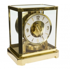 LE COULTRE ATMOS MANTEL CLOCK, MODEL 528