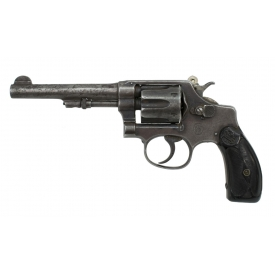 SMITH & WESSON 1903 REVOLVER, .32 CALIBER