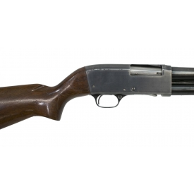 STEVENS MODEL 820B PUMP SHOTGUN, 12 GAUGE