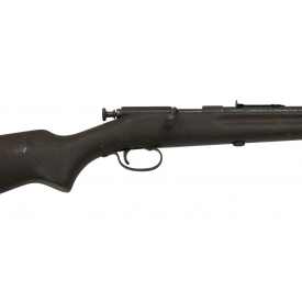 SAVAGE MODEL 3 RIFLE, .22 S,L, LR