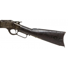 ANTIQUE WINCHESTER 1873 RIFLE