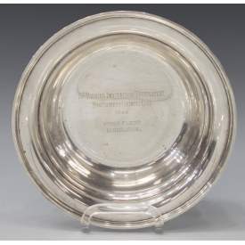 S. KIRK & SON STERLING SILVER TROPHY BOWL