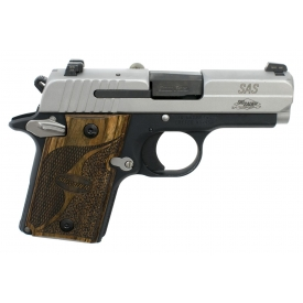 SIG SAUER P38 PISTOL, 9MM, TWO MAGAZINES