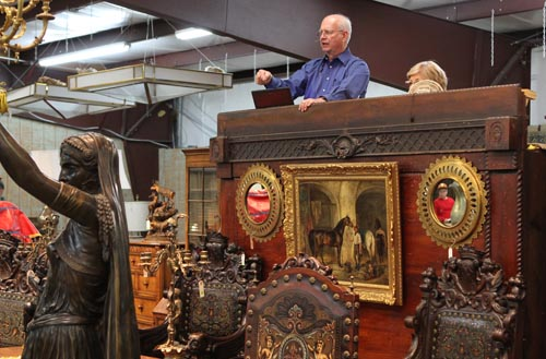 Austin Auction Gallery Fine Art
